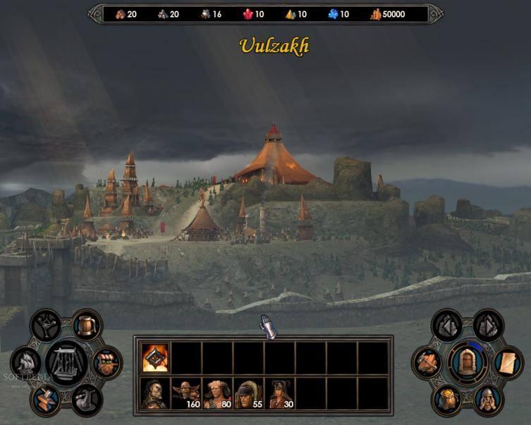 Скачать патч 3.1 редактор карт для Heroes of Might and Magic 5.