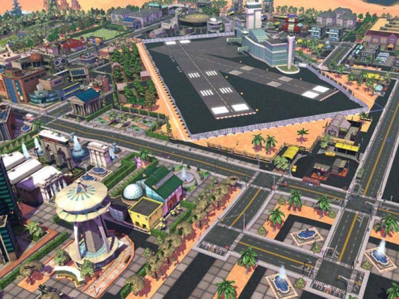 Скачать SimCity Societies Deluxe на PC бесплатно. Обзор и. типовая инструк