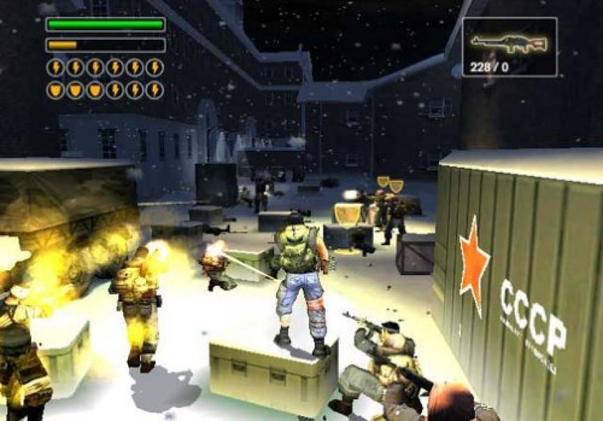 Freedom fighters (2003) rus скачать через торрент на pc бесплатно.