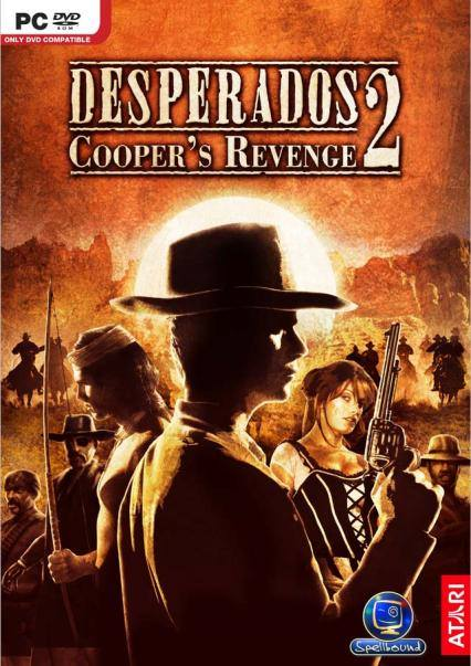 Desperados 2 Cooper S Revenge System Requirements Videos Cheats Tips Wallpapers Rating