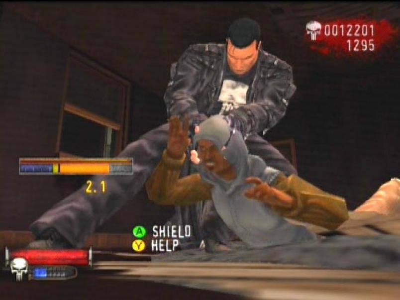 Free Download - The Punisher - PC Game ~ 21 Deimon Free ...