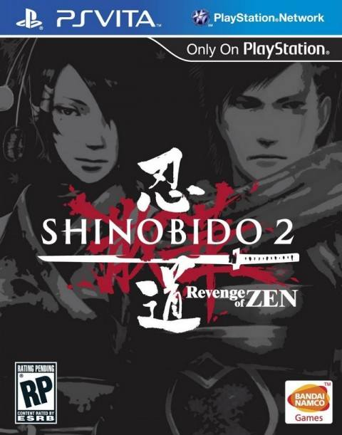 telecharger Shinobido 2 Revenge of Zen Ps vita