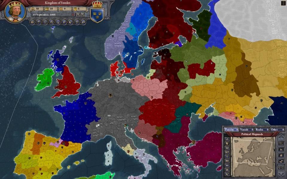 Crusader Kings 2. Crusader Kings 2 скриншоты.