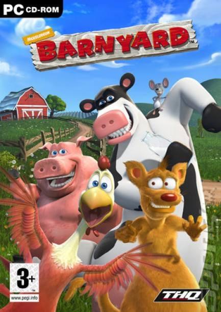 Рога и копыта / Barnyard (2006) RUS - Добро пожаловать в мир самой развесел