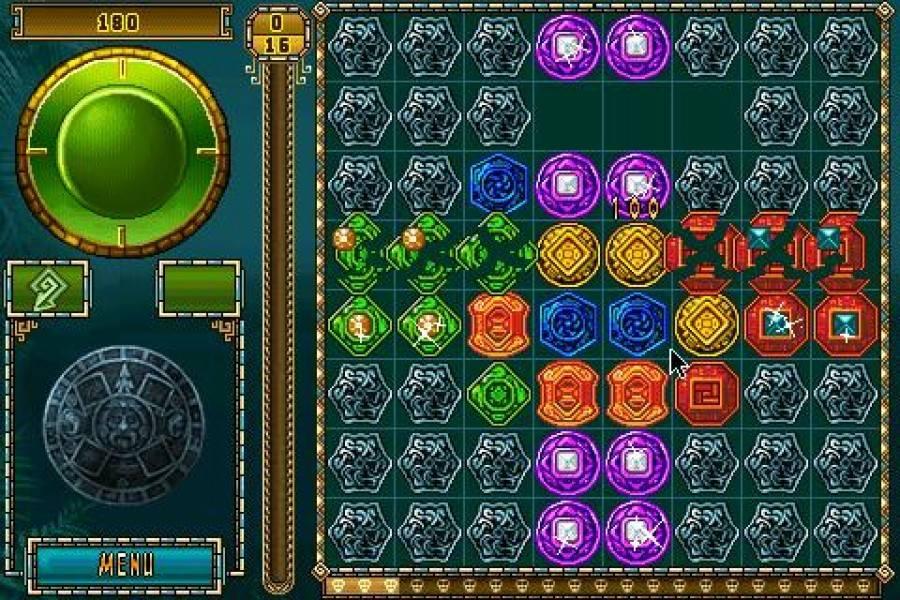 Взломанная игра Сокровища Монтесумы 2 полная версия.