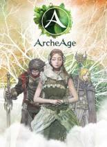 ArcheAge dvd cover
