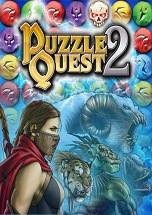 Puzzle Quest 2 dvd cover