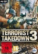 Terrorist Takedown 3 dvd cover