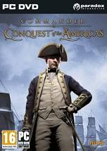 Commander Conquest of America Cover