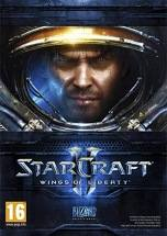 Starcraft 2 Wings of Liberty poster