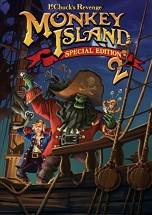 Monkey Island 2 Special Edition: LeChuck's Revenge Cover