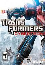 Transformers: War For Cybertron dvd cover