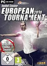Handball Simulator European Tournament 2010 dvd cover