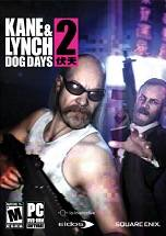 Kane & Lynch 2 Dog Days poster 