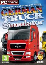 German Truck Simulator poster