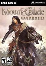 Mount And Blade Warband dvd cover