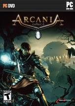 Arcania Gothic 4 Cover