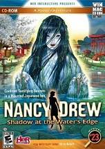 Nancy Drew: Shadow at the Water's Edge dvd cover