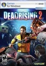 Dead Rising 2 dvd cover