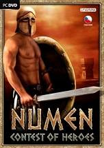 Numen Contest of Heroes dvd cover