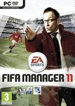 FIFA Manager 2011 dvd cover