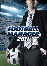 Football Manager 2011 dvd cover