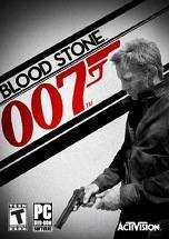 James Bond Blood Stone poster