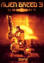 Alien Breed 3 Descent dvd cover
