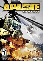 Apache Air Assault Cover