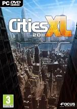 Cities XL 2011 poster