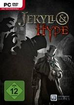 Jekyll & Hyde dvd cover