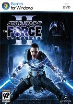 Star Wars the Force Unleashed 2 dvd cover