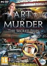 Art of Murder: The Secret Files dvd cover