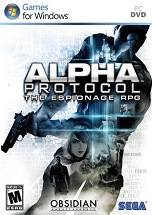 Alpha Protocol poster