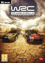 WRC FIA World Rally Championship poster