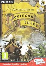 Adventures of Robinson Crusoe  dvd cover