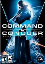 Command & Conquer 4: Tiberian Twilight dvd cover