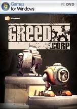 Greed Corp dvd cover