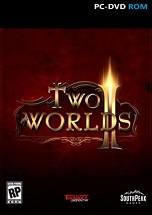 Two Worlds 2 dvd cover