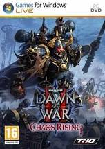 Warhammer 40,000: Dawn of War II - Chaos Rising poster