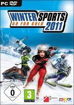 Winter Sports 2011 dvd cover