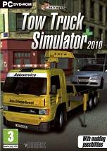 Tow Truck Simulator dvd cover
