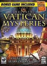 Lost Secrets: Vatican Mysteries dvd cover