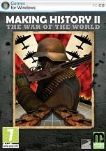 Making History II: The War of the World dvd cover