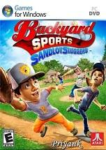 Backyard Sports: Sandlot Sluggers poster
