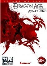 Dragon Age: Origins - Awakening dvd cover