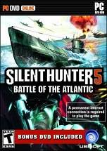 Silent Hunter 5  dvd cover