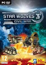 Star Wolves 3: Civil War dvd cover