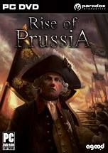 Rise of Prussia dvd cover
