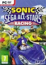 Sonic & Sega All Star Racing poster